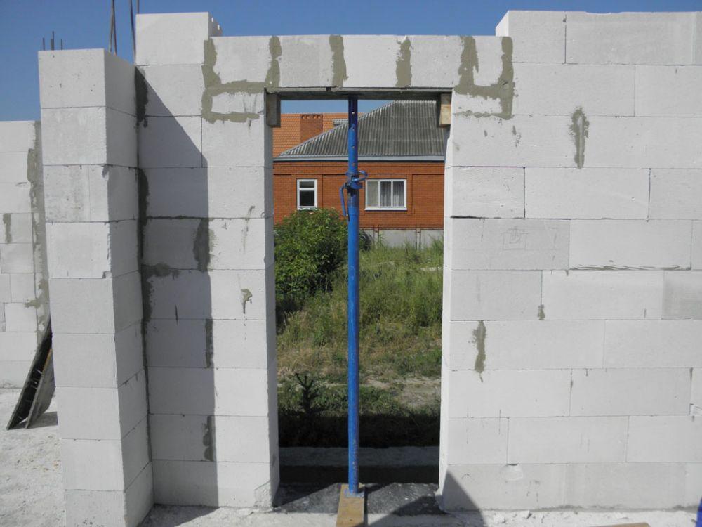 Газобетонный блок как его сделать