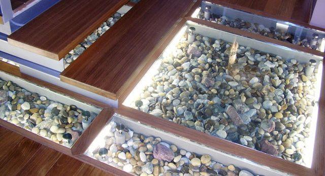 Как сделать сухой аквариум в полу своими