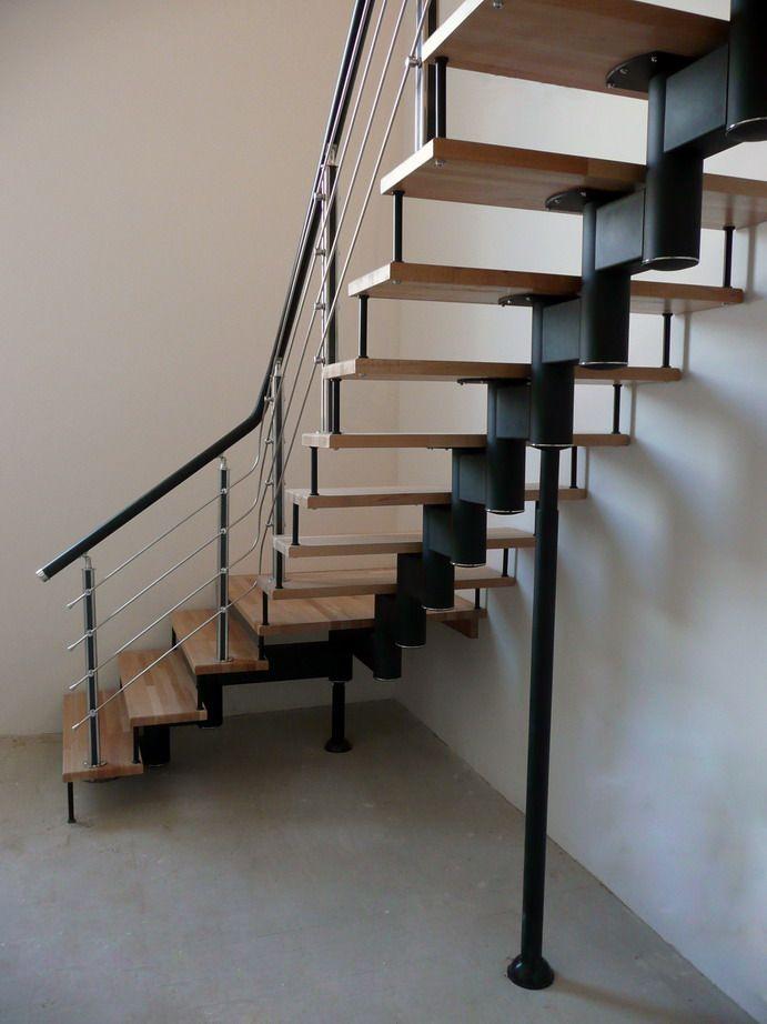 Модульные лестницы изготовление