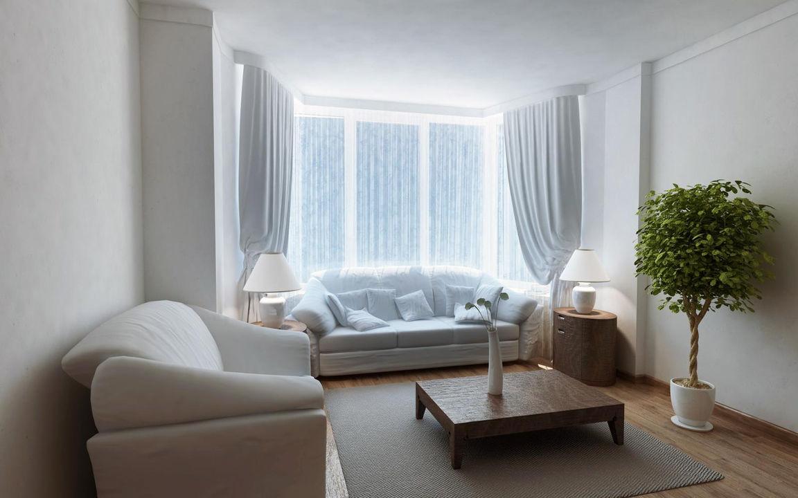 Эркерные комнаты дизайн