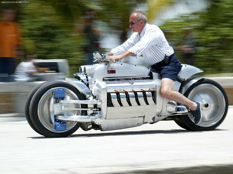 Самый мощный мотоцикл фото