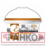 Шпатлевка латексная FINISH PASTA 16 кг