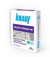 КНАУФ Мульти-финиш М (мешок 25 кг)